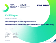 Digital Marketing InstituteCertification