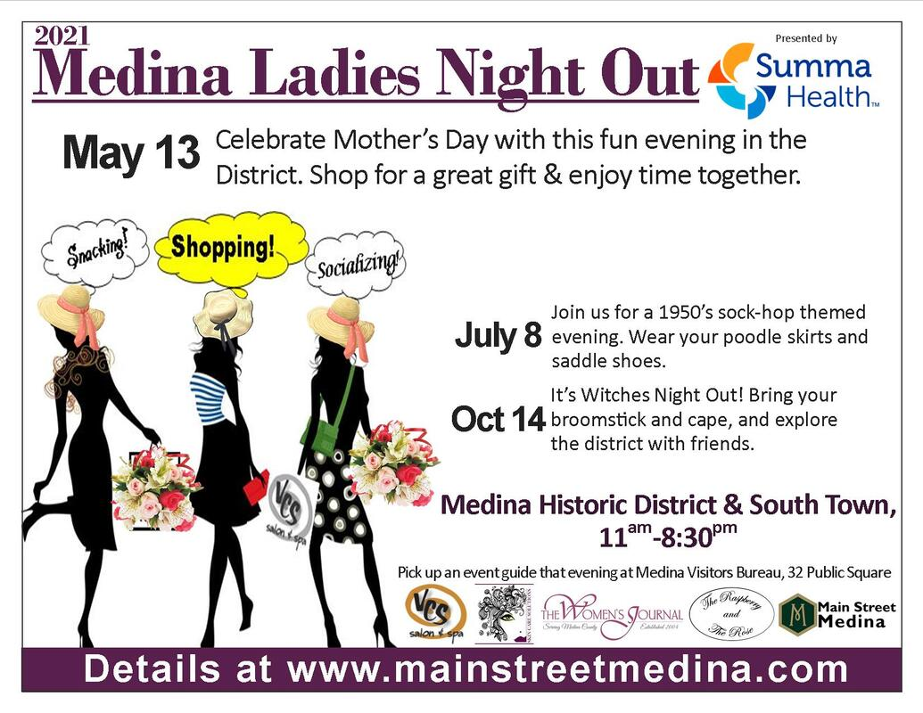 Ladies Night Out - May