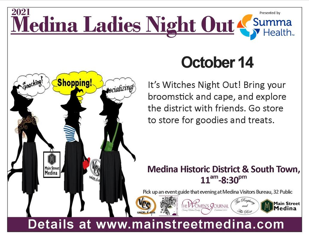Ladies Night Out - Oct.